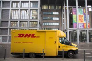 Sende pakke DHL
