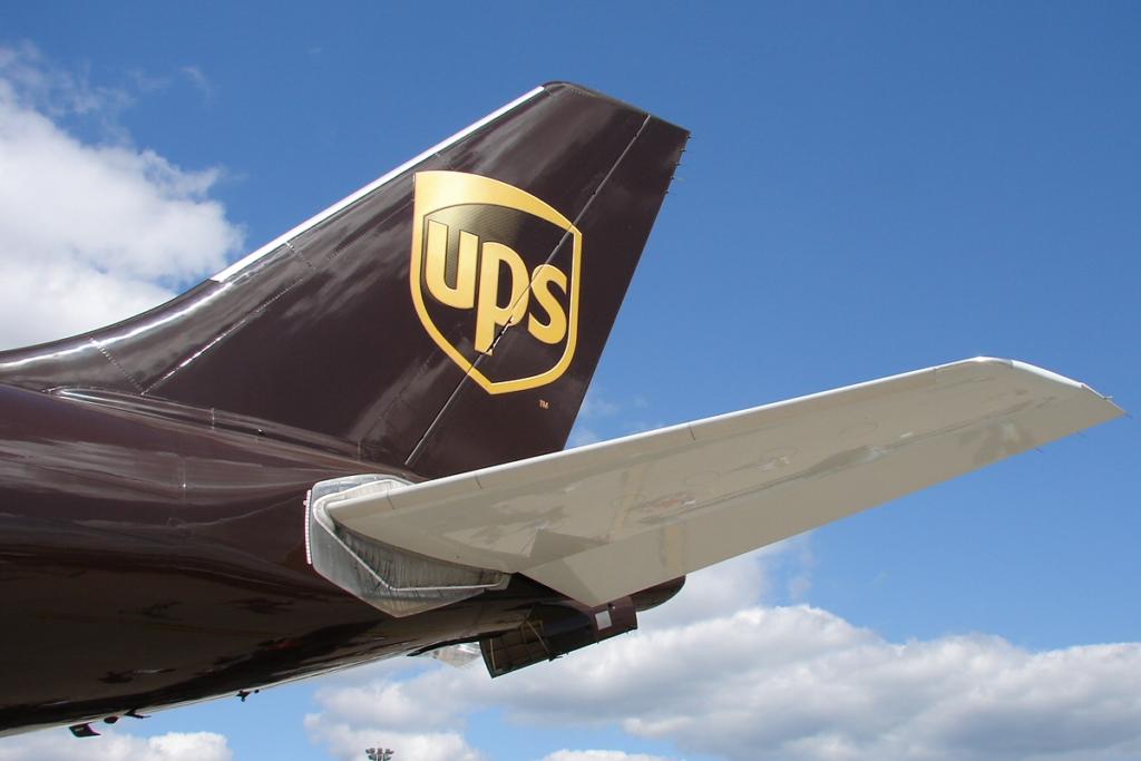 UPS Sende pakke utlandet