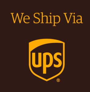 UPS sende pakke